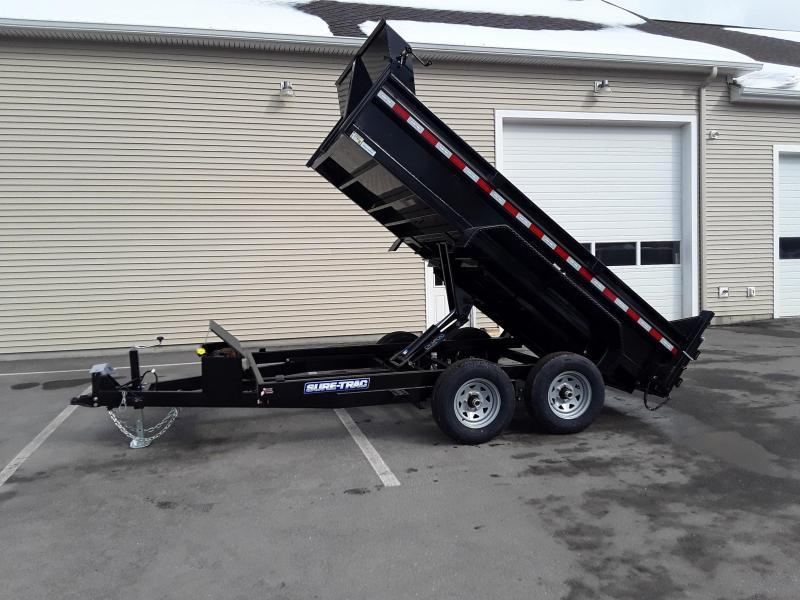 Sure-Trac 6 x 12 Low Profile Dump Trailer