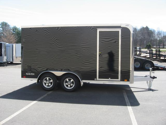ATC 7 x 14 Motorcycle Trailer