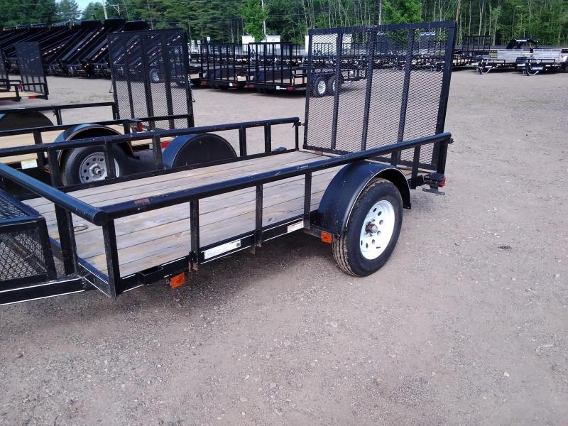 2018 Carry-On 5.5X10 Utility Trailer