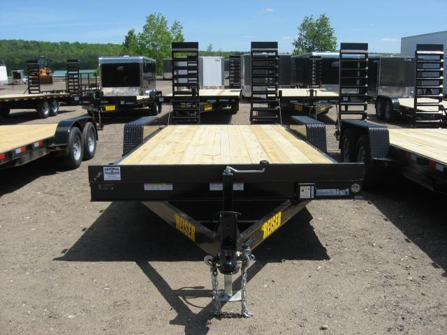 Reiser 7 X 18 Equipment Trailer (10k)