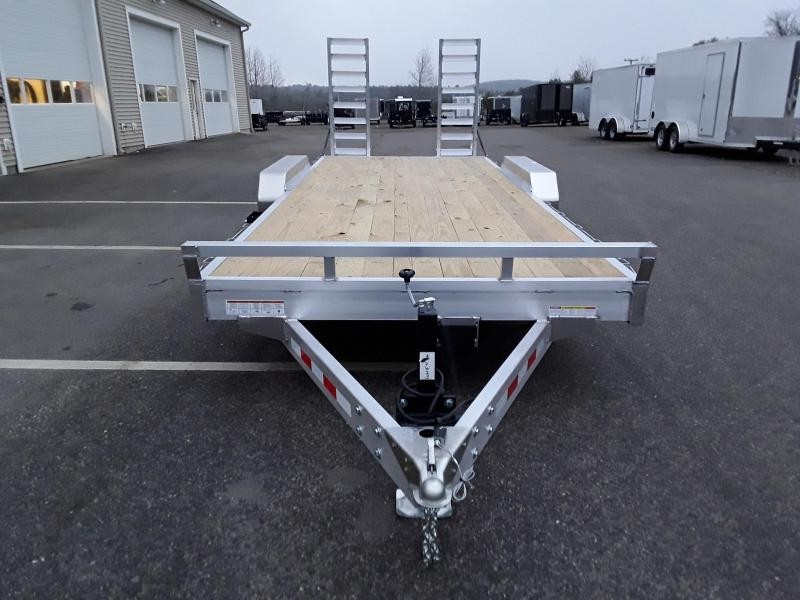Sure-Trac 7 x 18 +2 Aluminum Equipment