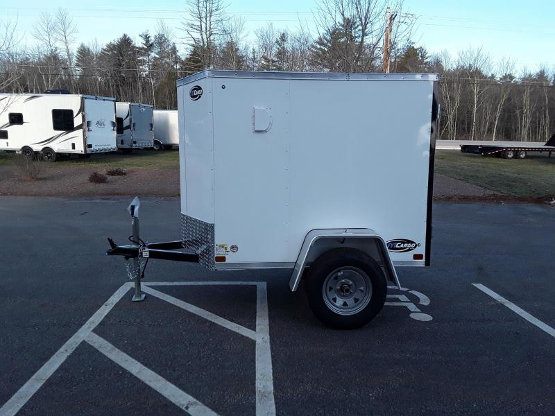 ITI 4X6 Enclosed Cargo Trailer