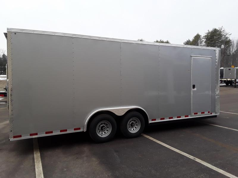 Arising Industries 8.5 X 20 V-Nose Enclosed Trailer
