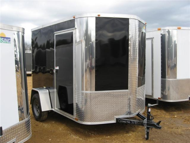 Arising Industries 6 x 8 V-Nose Enclosed Trailer