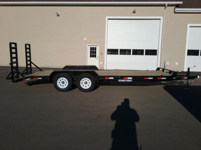 Sure-Trac 7 x 20 Equipment 10K Trailer