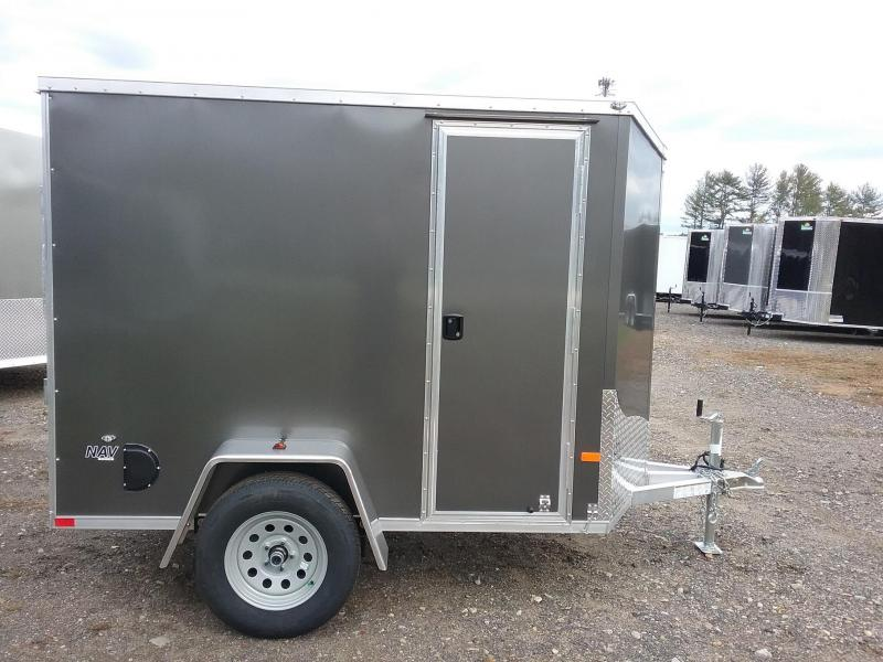Neo 5x8 v-nose Enclosed Cargo Trailer