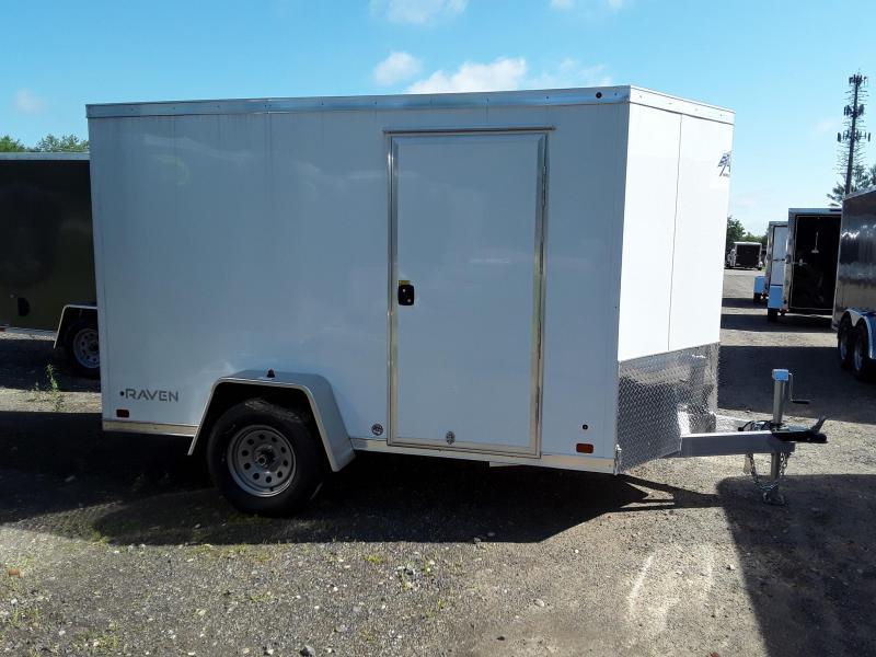ATC 6x10 Raven Cargo Enclosed Cargo Trailer