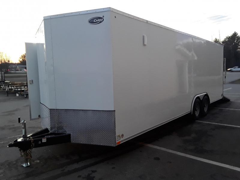 ITI 8.5 x 24 Enclosed Car Trailer