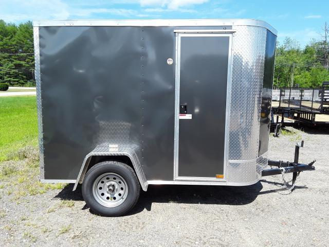 Arising Industries 5 x 8 V-Nose Enclosed Trailer