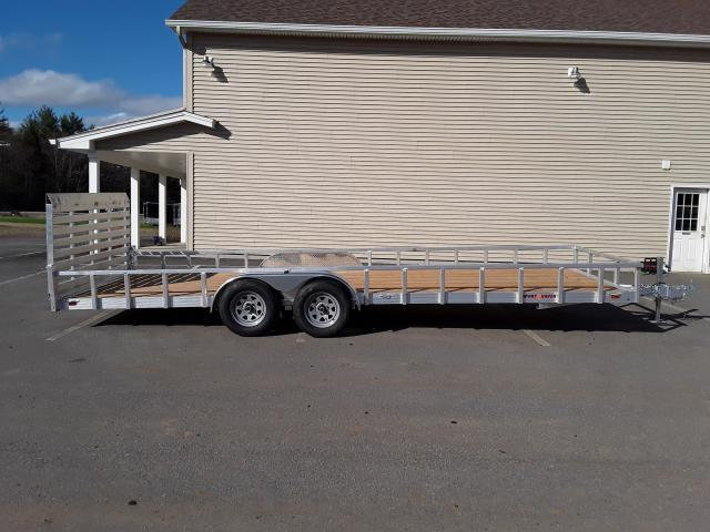 Sport Haven 7 x 22 Aluminum Utility Trailer