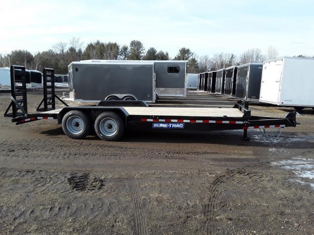 Sure-Trac 7 x 20 Equipment 16K Trailer