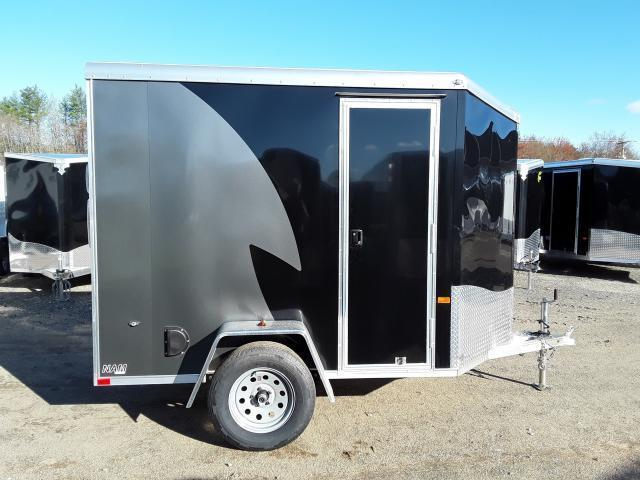 NEO 5 x 8 Motorcycle Trailer