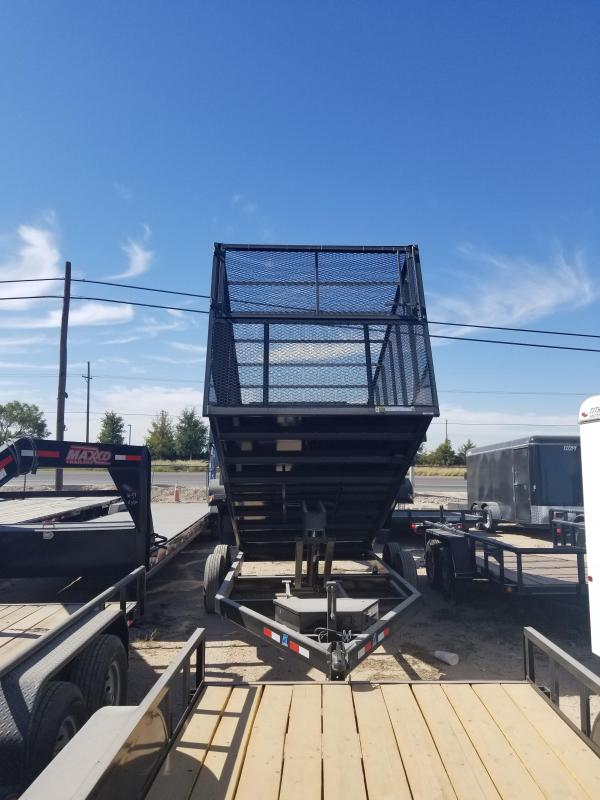 2020 AT Trailers AT-26 Dump Trailer