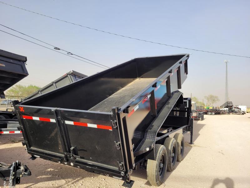 """2021 MAXXD DHX - 83"""" Super HD Dump Trailer Dump Trailer"""