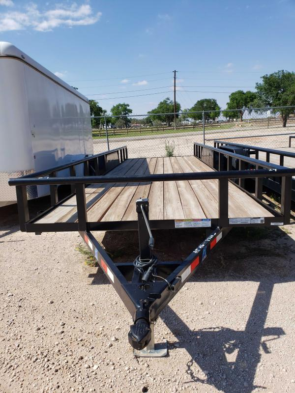 2021 AT Trailers Utility trailer
