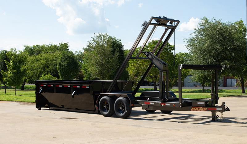 2021 MAXXD ROX - 14K Roll-Off Dump Dump Trailer