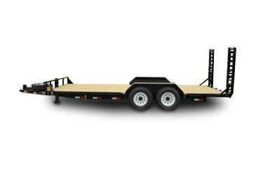 2019 Titan Trailer Bumper Hitch Skid Loader