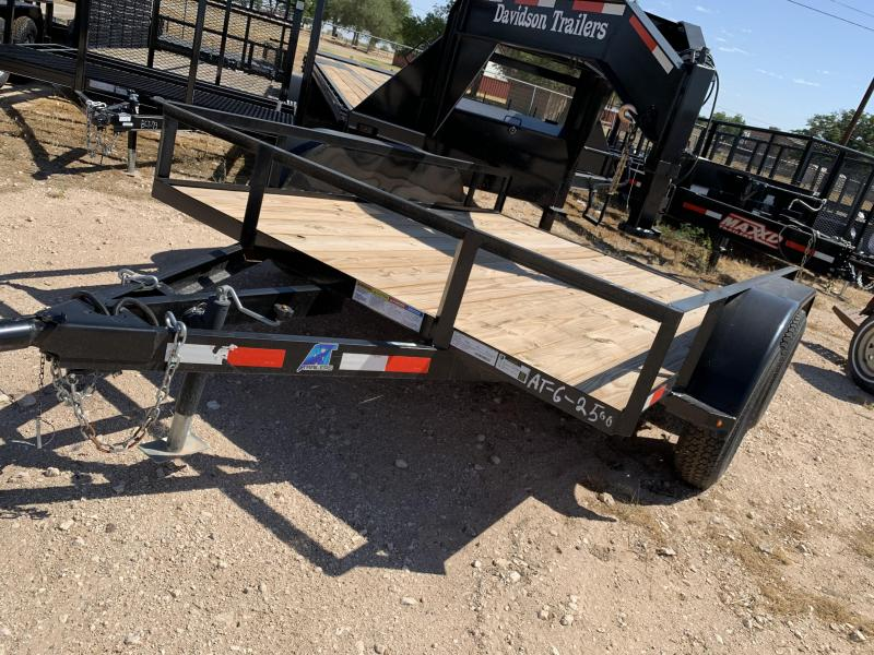 2020 AT Trailers SuperLight Utility Trailer