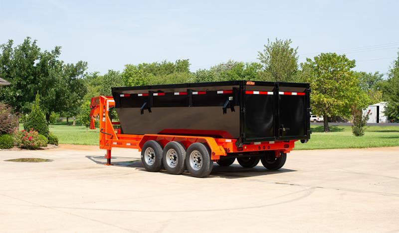 2021 MAXXD RPX - 21K Roll-Off Dump Trailer Dump Trailer