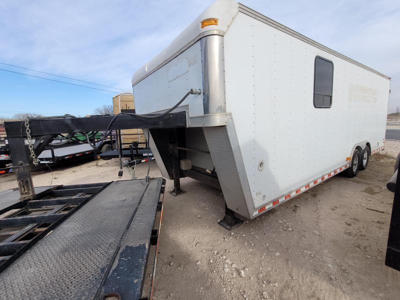 2007 Pace American Enclosed Cargo Trailer