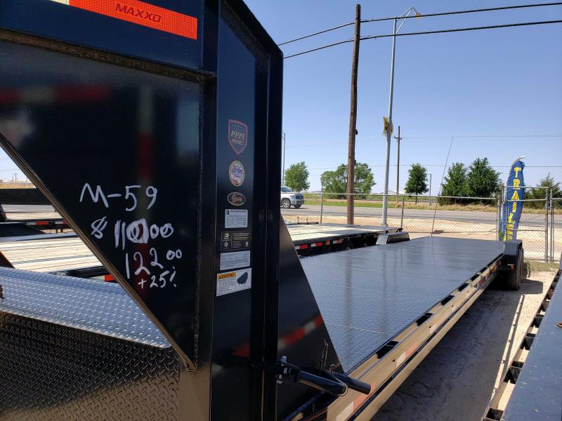 2019 MAXXD Car hauler Car / Racing Trailer