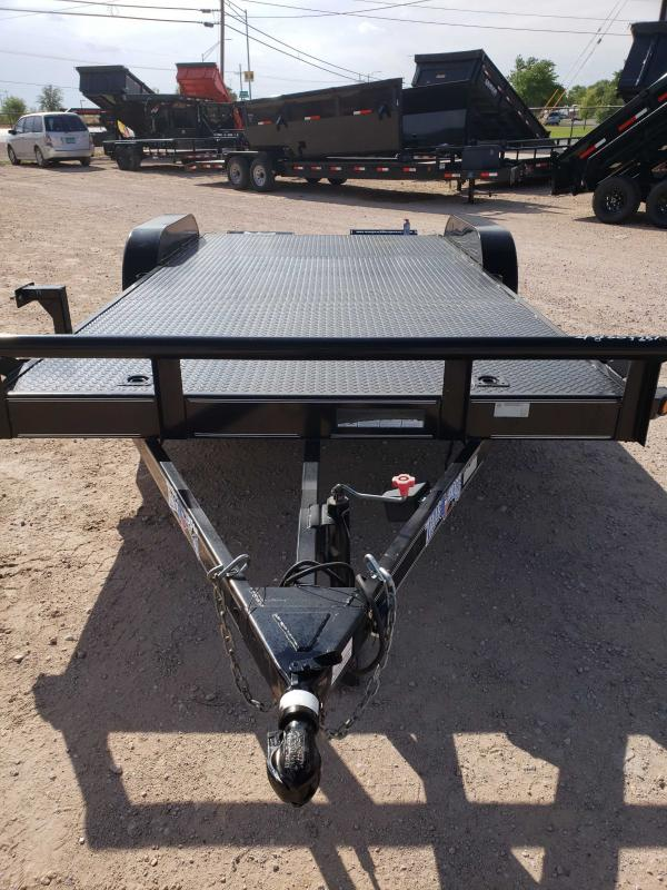 2015 Texas Bragg Trailers car hauler Car / Racing Trailer