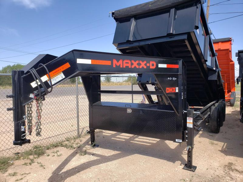 2021 MAXXD Dump trailer Dump Trailer