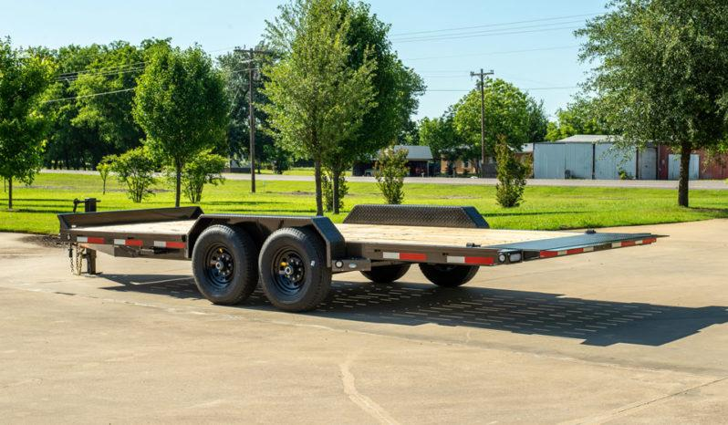 "2021 MAXXD T6X - 6"" Power Equipment Tilt Trailer Equipment Trailer"