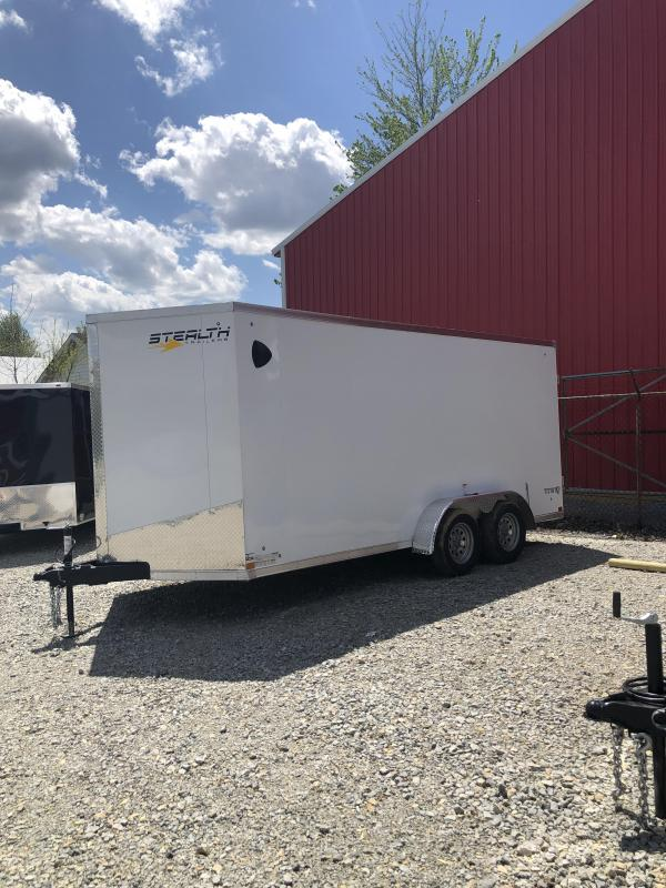 2022 Stealth Trailers STT716TA2 Enclosed Cargo Trailer