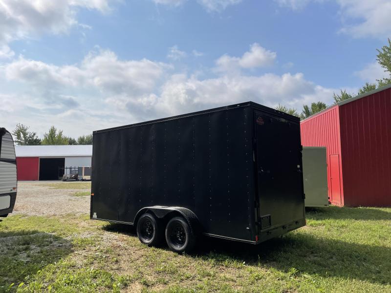 2022 Rock Solid Cargo 7x16TA-3500 Enclosed Cargo Trailer