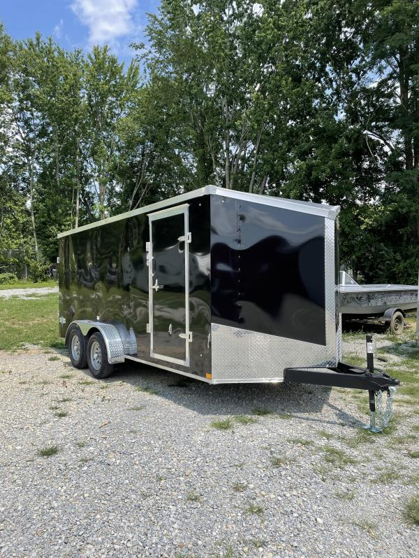 2022 Stealth Trailers SMSE716TA2 Enclosed Cargo Trailer