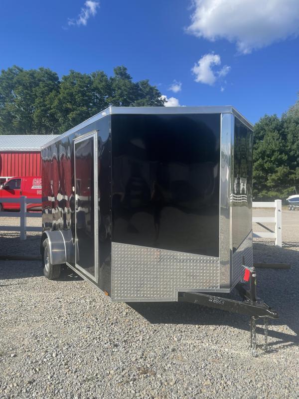 2022 Spartan Cargo Spartan S7X12SA Enclosed Cargo Trailer