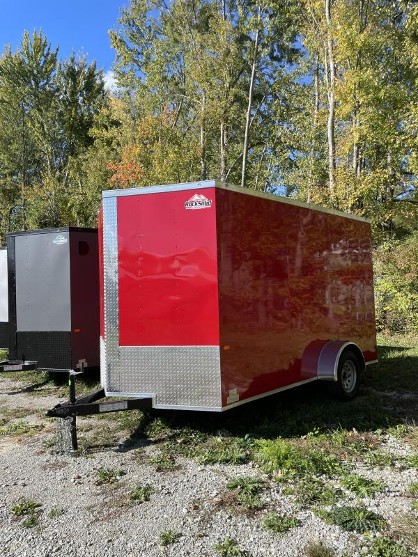 2021 Rock Solid Cargo 7 x 12 SA Other