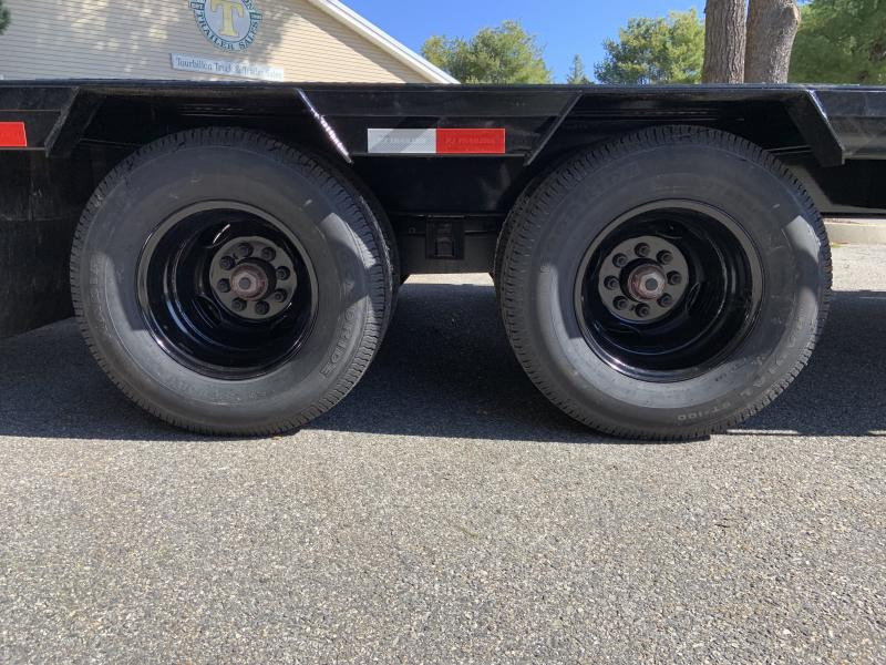 2021 Pj 25' Low-pro Pintle With Duals