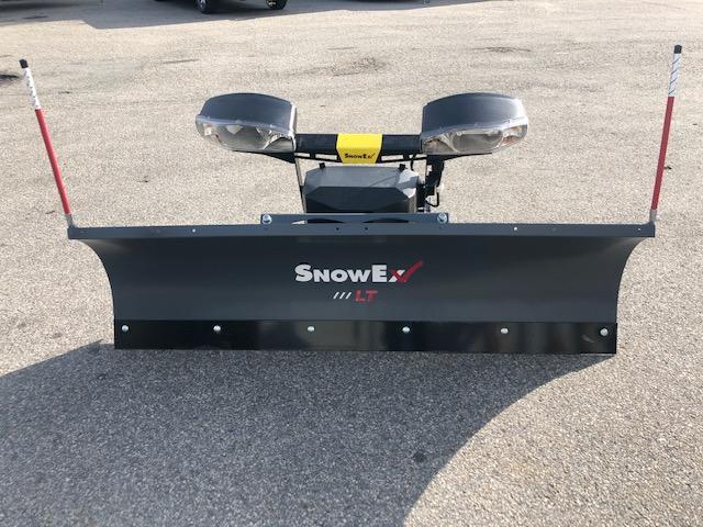 "2021 Snowex 7200 Lt 7'2"" Steel Blade"