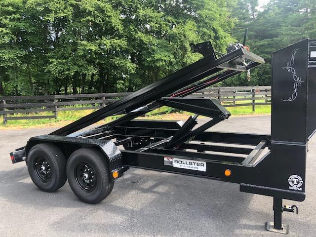 2021 Pj Gn 14' Rollster Roll Off Dump