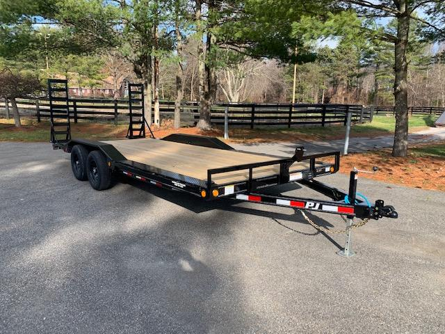 "2021 Pj 20' X 5"" Channel Buggy Hauler"