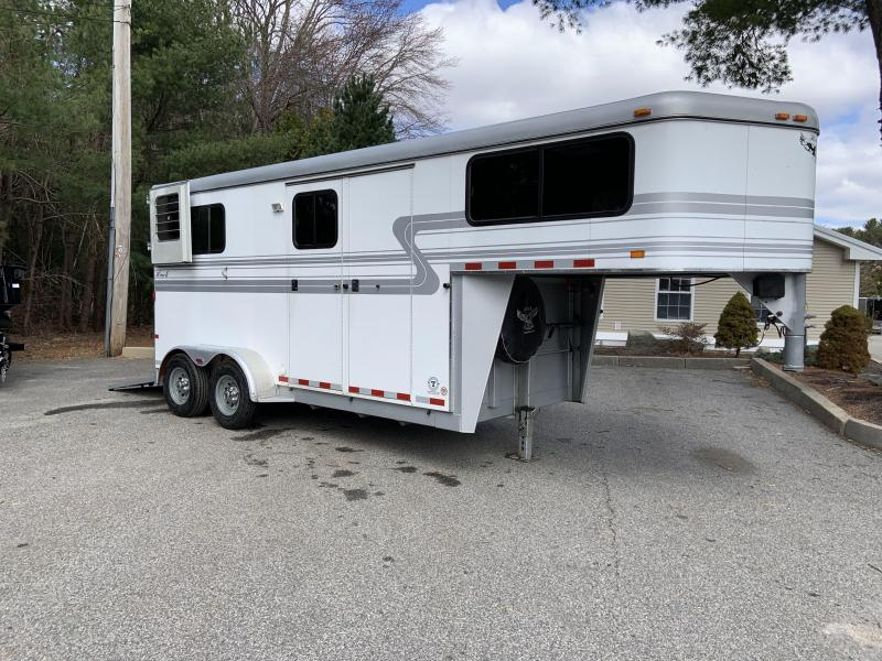 2005 Hawk Trailers Classic Custom Horse Trailer