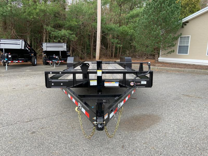 "2020 Pj 22' Hd Equipment Tilt 6"" Channel"