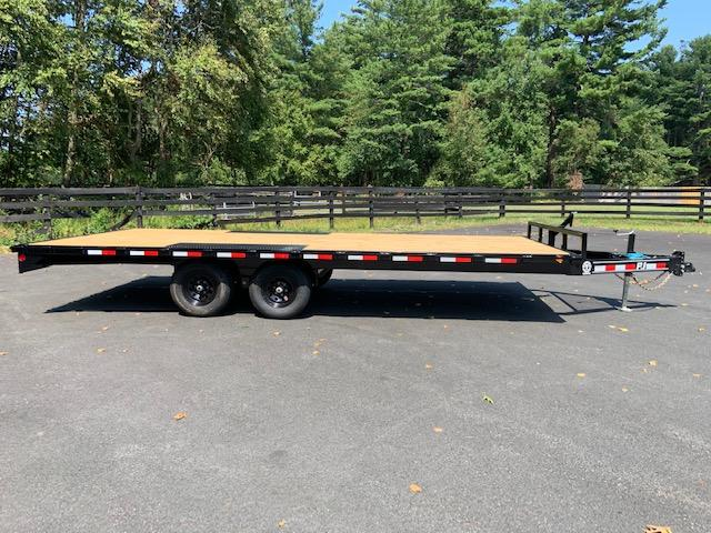 "2021 Pj 20' Medium Duty Deckover 6"" Channel"