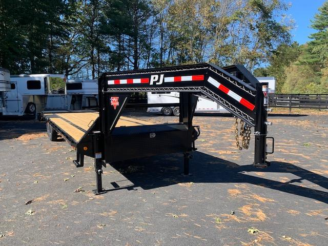 2021 Pj 30' Low-pro Flatdeck With Singles