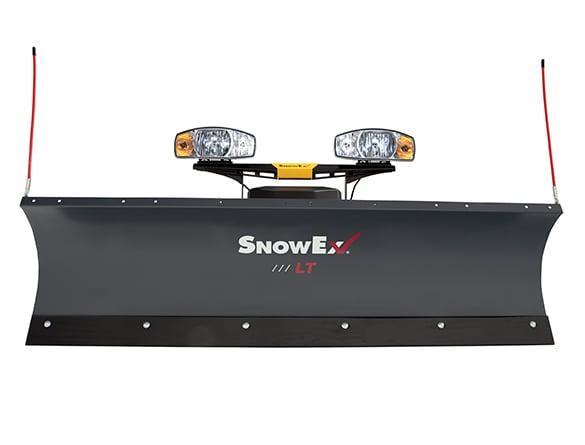 "2018 Snowex 6800 Lt 6'8"" Steel Blade"