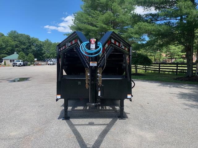 2022 Pj Gn 14' Rollster Roll Off Dump