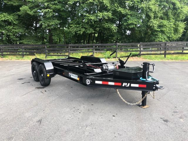 2021 Pj Bp 14' Rollster Roll Off Dump