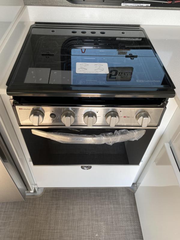 2021 Aluminum Trailer Company Game Changer Pro PRSAF8540+0-3T6.0K-4023 Toy Hauler RV