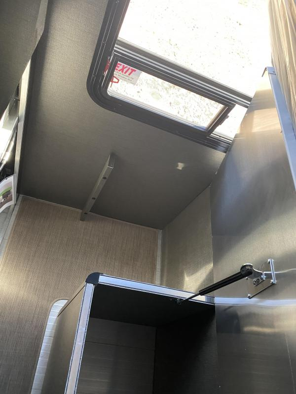 2020 Aluminum Trailer Company ARV 29 front bedroom Toy Hauler RV