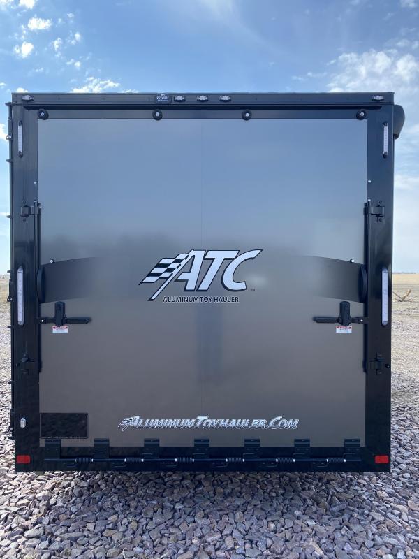 2020 Aluminum Trailer Company ARV 8.5x25 Toy Hauler RV