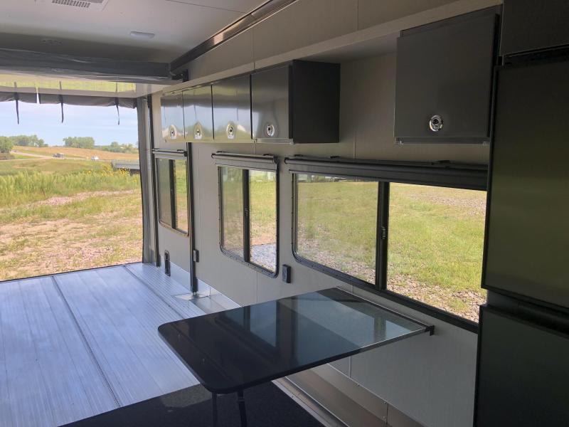 2020 Aluminum Trailer Company Other (Not Listed) 8.5x40 Fifth Wheel Toy Hauler RV