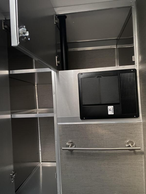 2021 Aluminum Trailer Company Game Changer Pro PRSAB8524+0-2T5.2K-2419 Toy Hauler RV