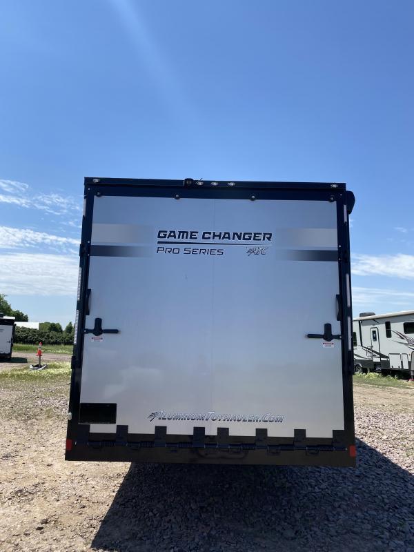 2021 Aluminum Trailer Company Game Changer Pro PRSAB8528+0-2T6.0K-2816 Toy Hauler RV
